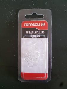 RAMEAU BAGUES A PELLETS
