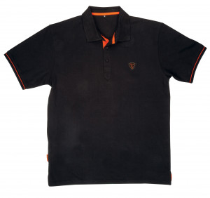 POLO FOX BLACK / ORANGE