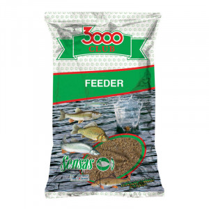 AMORCE SENSAS 3000 CLUB FEEDER