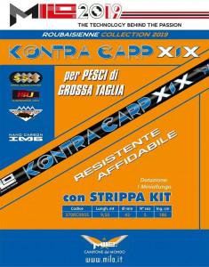 CANNE MILO KONTRA CARP XIX 9,50M