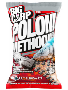 BAIT-TECH POLONI METHOD MIX - 2KG