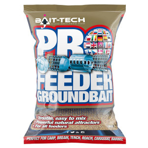BAIT-TECH PRO FEEDER GROUNDBAIT - 1KG