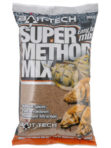 BAIT-TECH SUPER METHOD MIX - 2KG