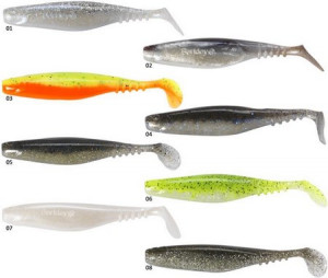 BERKLEY FLEX STOOP SHAD 10CM