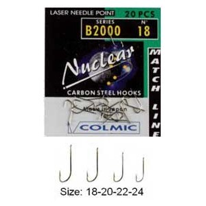 COLMIC HAMECONS NUCLEAR B2000
