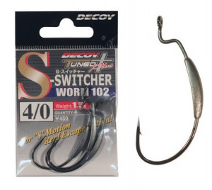 DECOY WORM 102 - PACK