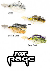 FOX RAGE CHATTERBAITS - 17G