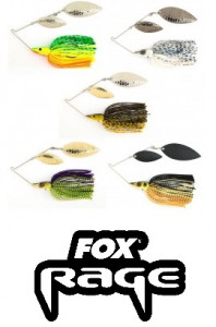 FOX RAGE PIKE SPINNERBAITS - 14G