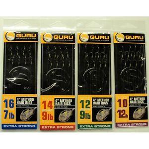 GURU Method Hair Rigs Standard