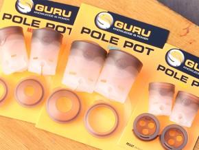 COUPELLE GURU Pole Pots