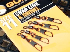 GURU Size 11 Swivel and Snap Link