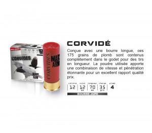 MARY ARM CORVIDE - PAR 25