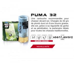MARY ARM PUMA 32 - PAR 25