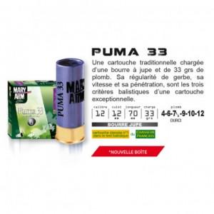 MARY ARM PUMA 33 - PAR 25