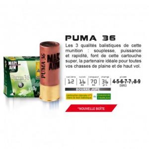 MARY ARM PUMA 36 - PAR 25