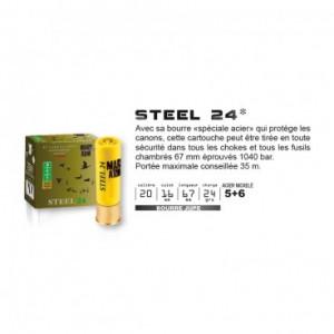 MARY ARM STEEL 24 - PAR 25