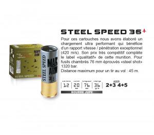 MARY ARM STEEL SPEED 36 - PAR 25
