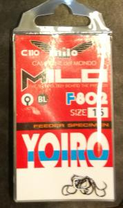 MILO HAMECONS YOIRO F802 FEEDER SPECIMEN
