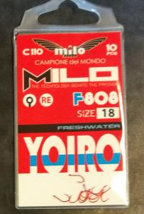 MILO HAMECONS YOIRO F808 FRESHWATER