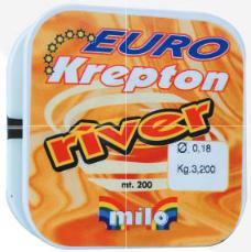 MILO Nylon Euro Krepton River