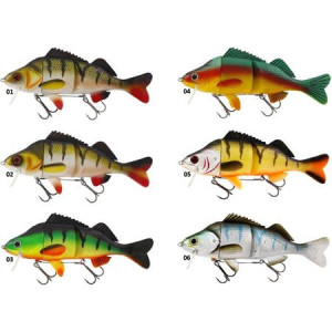 LEURRE COULANT WESTIN PERCY THE PERCH INLINE - 20CM