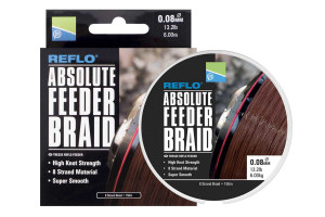ABSOLUTE FEEDER BRAID 150M PRESTON INNOVATIONS
