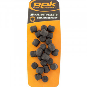 ROKFISHING HALIBUT PELLET SINKING DENSITY 12MM