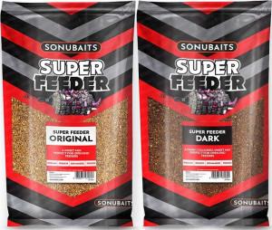 SONUBAITS SUPER FEEDER - 2KG