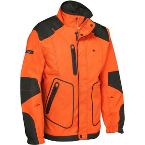VERNEY-CARRON RAPACE - VESTE HOMME - ORANGE