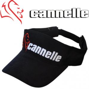 VISIERE CANNELLE NOIRE