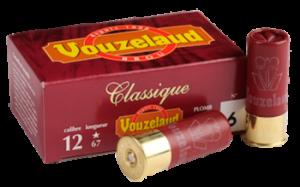 VOUZELAUD CLASSIQUE GRAND CULOT - CAL.12 - PAR 10