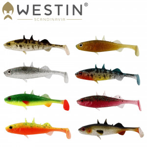 WESTIN STANLEY THE STICKLEBAC - 7.5CM - PAR 6