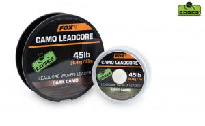 EDGES™ Camo Leadcore - 45lb - 25m