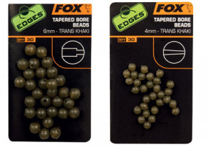 EDGES™ Tapered Bore Beads