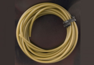 EDGES™ Anti Tangle Tube - Trans Khaki 2m