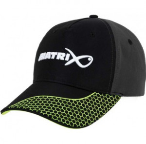 CASQUETTE MATRIX GREY LIME BASEBALL CAP