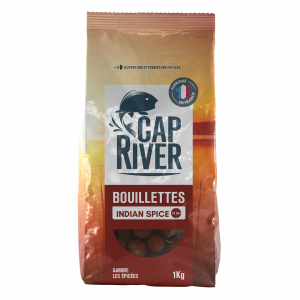 BOUILLETTES CAP RIVER INDIAN SPICE