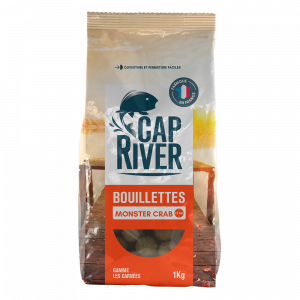 BOUILLETTES CAP RIVER MONSTER CRAB
