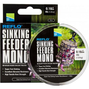 Nylon feeder REFLO SINKING FEEDER MONO PRESTON INNOVATIONS