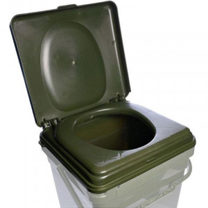 Siège Toilette pour Seau XL RidgeMonkey Cozee Toilet Seat