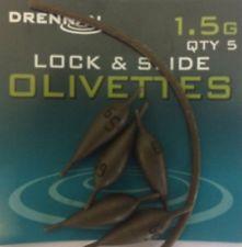 DRENNAN OLIVETTES LOCK & SLIDE