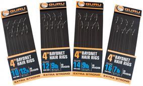 GURU Bayonet Hair Rigs